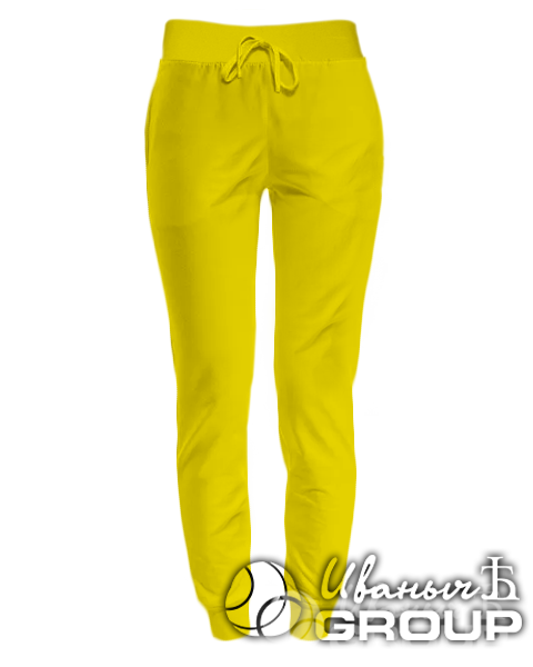 Спортивные штаны зауженные