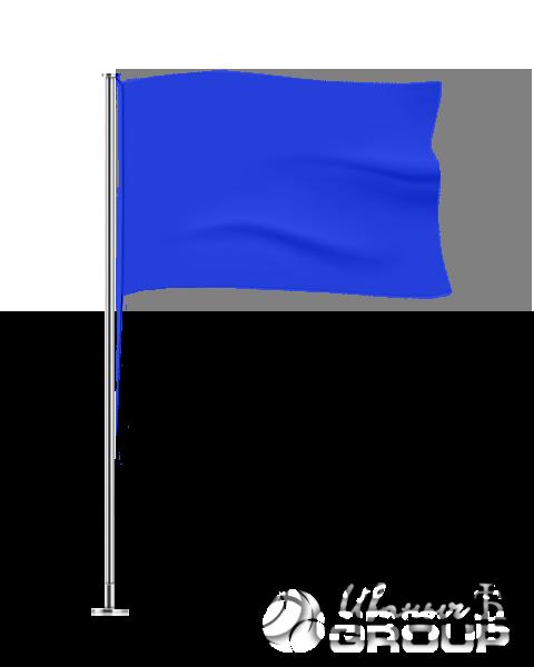 Печать на флагах оптом