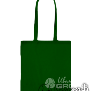 Темно-зеленая сумка стандарт