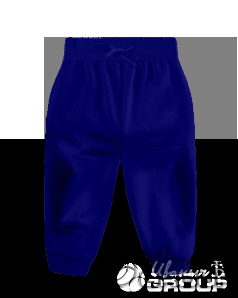 Темно-синие штаны детские