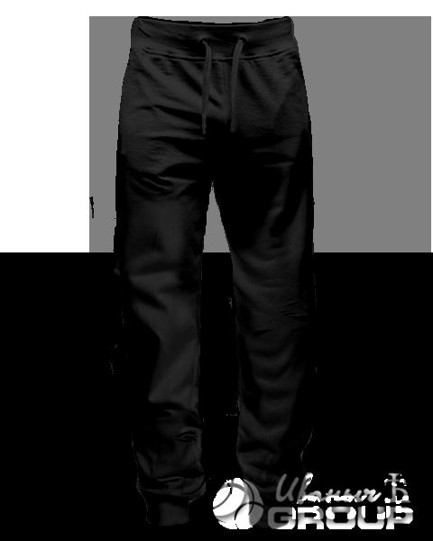 Черные штаны мужские