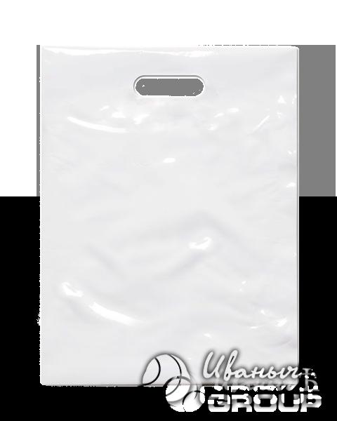 Белый пакет ПСД