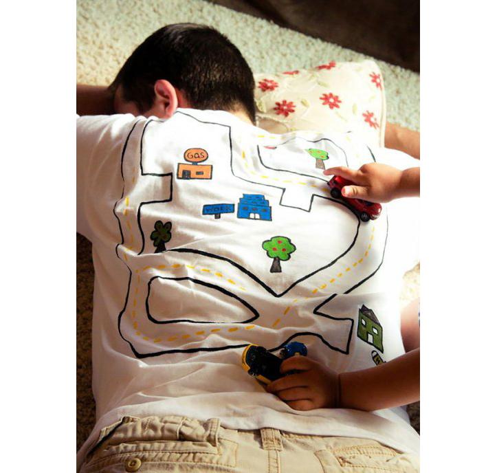 Рисунки на футболках – это модно, а креативные принты на них – это круто