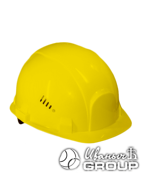 Жёлтая каска