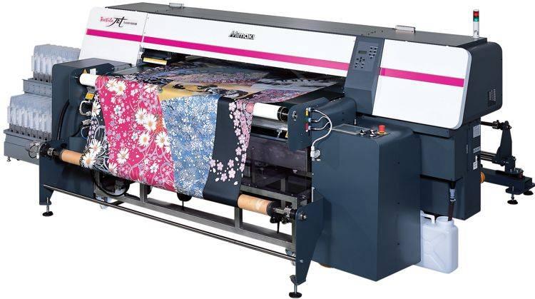 Технологии печати для нанесения на натуральные ткани