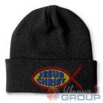 шапка с логотипом на заказ