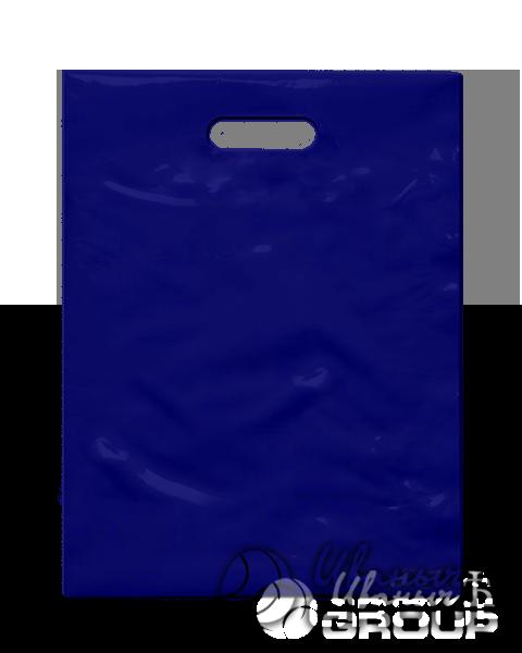 Синий пакет ПСД