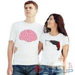 футболки для пар