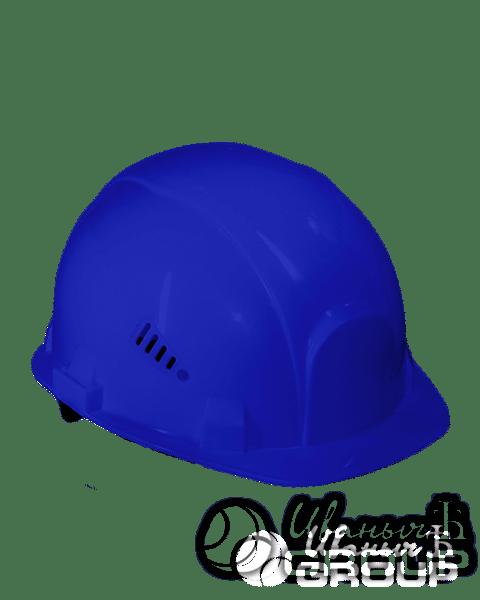 Синяя каска
