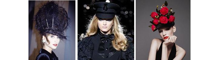 Фото гламурных кепок, модных в 2019