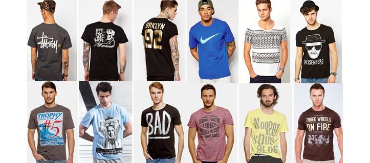5c52a5b28160 Модные мужские футболки - купить модную мужскую футболку 2019 ...