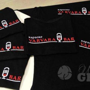футболки с шелкографией