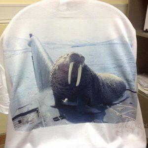 заказать принт на футболке