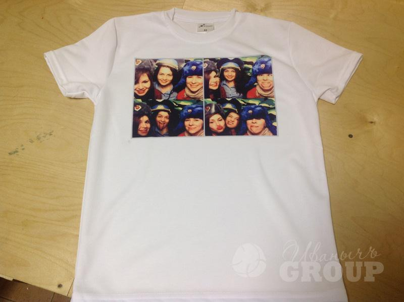 Печать на футболках оптом – скорость 8c9ced03d2ffb