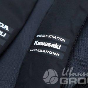 Нанесение логотипов на рюкзаках