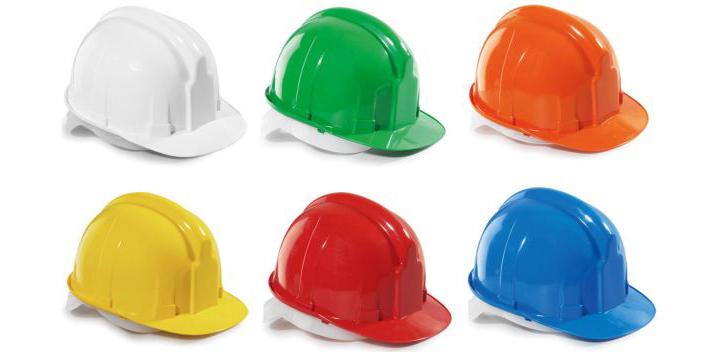 Срок годности защитной каски для рабочего