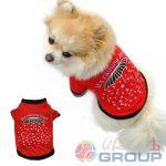 одежда для собак с принтом