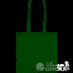 Темно-зеленая сумка промо