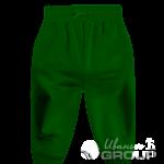 Темно-зеленые штаны детские