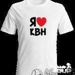 Печать надписей, слоганов и лого на футболках
