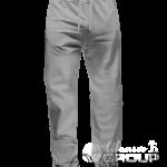 Серый-меланж штаны на заказ