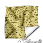 Нанесение надписи на ткань