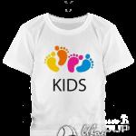 Печать на футболках для школы и детского сада