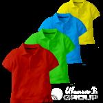 Рубашки поло под нанесение оптом