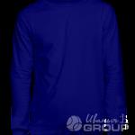 Темно-синий свитшот промо