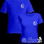 Выездная печать на футболках на мероприятиях