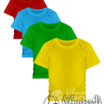 Детские футболки под печать