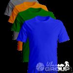 Мужские футболки оптом под нанесение
