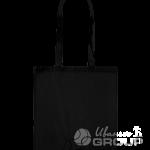 Черная сумка бязь