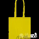 Желтая сумка бязь