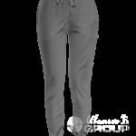 Серые штаны женские