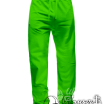 Зеленые штаны мужские