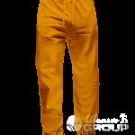 Оранжевые штаны мужские