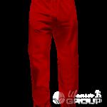Красные штаны на заказ