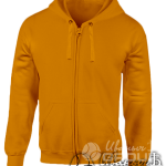 Оранжевая толстовка мужская
