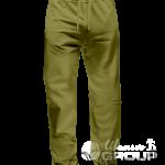 Оливковые штаны на заказ