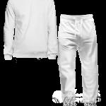 Белый костюм на заказ