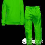 Зеленый костюм на заказ