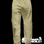 Бежевые штаны на заказ