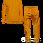 Оранжевый костюм на заказ