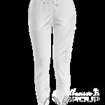 Белые штаны женские