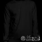 Черный свитшот премиум