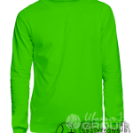 Зеленый свитшот промо