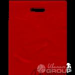 Красный пакет ПСД