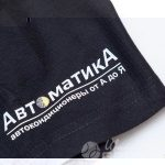 Перенос логотипа «АВТОМАТИКА» на футболки-поло