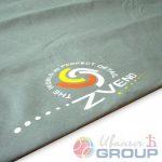печать логотипов на ткани оптом